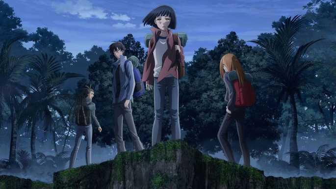 7 Seeds (Temporada 2) Anime estrenos Marzo