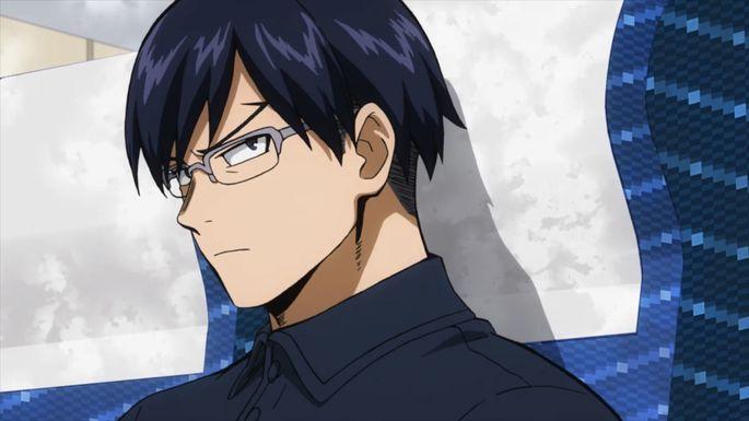 7 Tenya Iida Boku No Hero Academia Personajes
