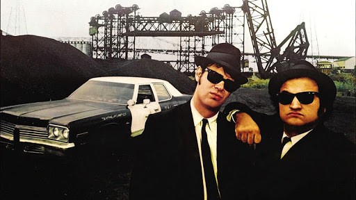 7- The Blues Brothers