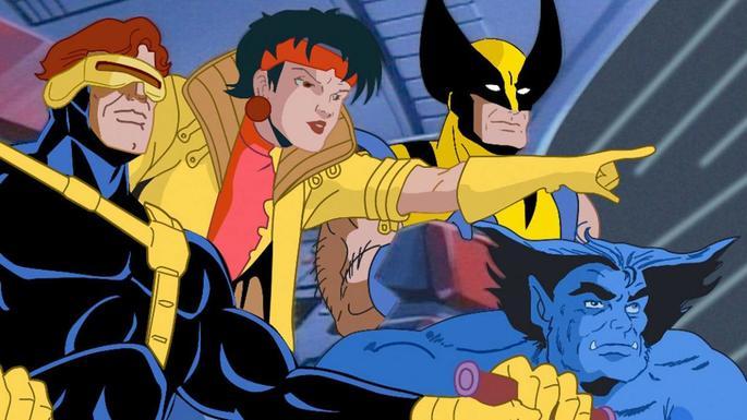 7 - X-Men 1992