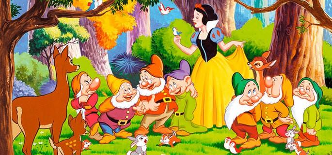 73 Mejores Peliculas Disney - Blancanieves y los siete enanitos