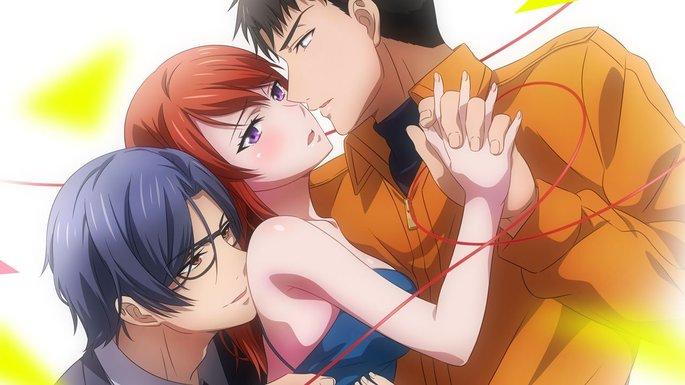 8 - Anime estrenos verano - Yubisaki kara Honki no Netsujou 2 Koibito wa Shouboushi