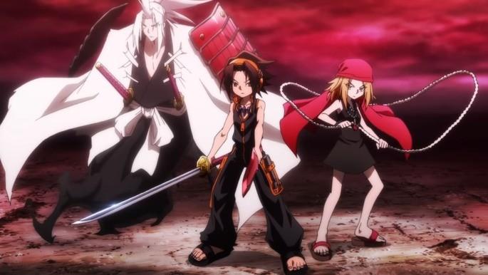 8- Anime temporada primavera - Shaman King (2021)