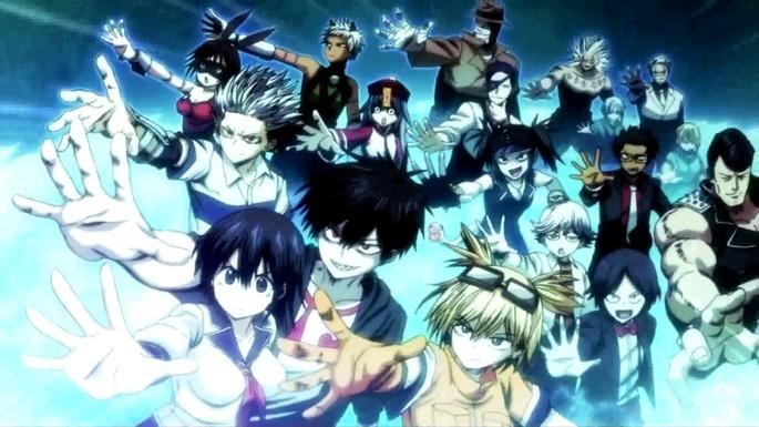 8 Anime vampiros - Blood Lad
