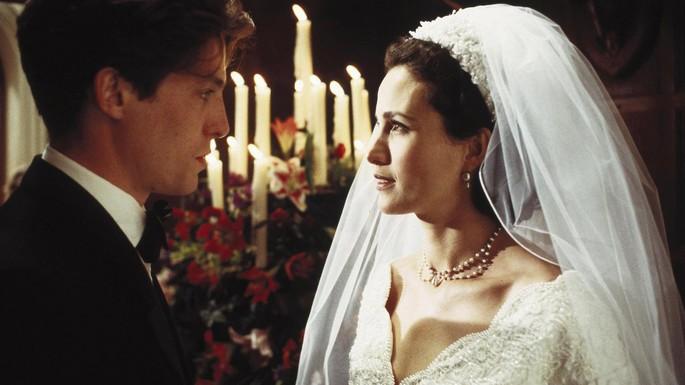 8 - Comedias Románticas - Four Weddings and a Funeral
