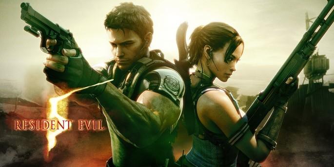 8 - Juegos Resident Evil orden cronológico - Resident Evil 5