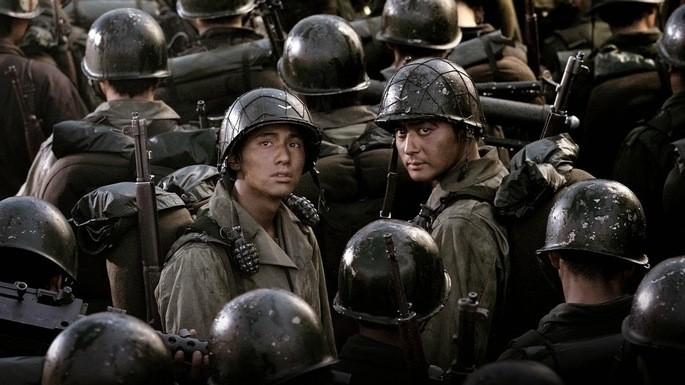 8 - Las mejores películas coreanas - Tae Guk Gi The Brotherhood of War
