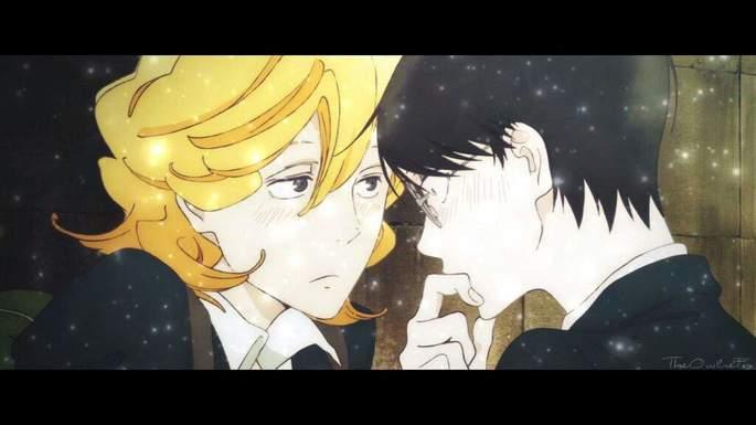 8 - Las mejores películas de anime - En la misma clase