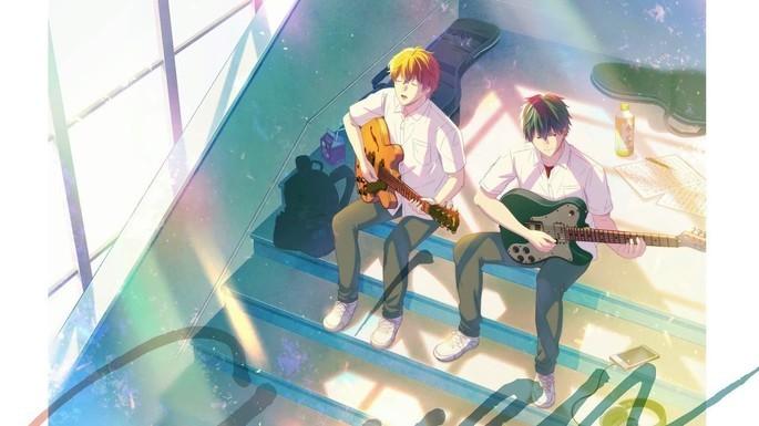 8 - Los mejores anime de romance - Given