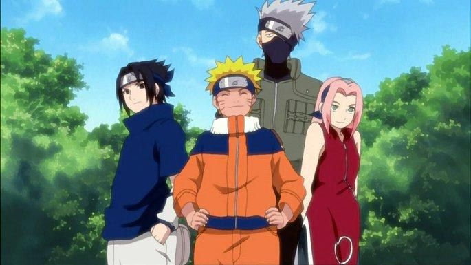 8 - Mejores anime de la historia - Naruto