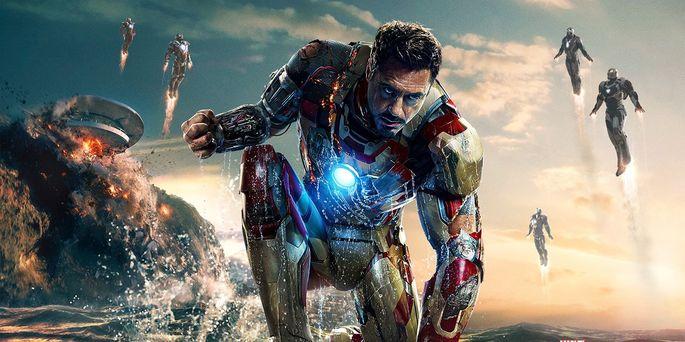 8 - Orden cronológico películas de Marvel - Iron Man 3