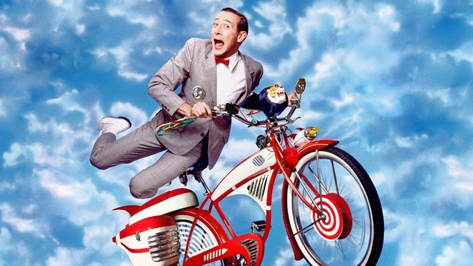 8 - Pee-Wee's Big Adventure