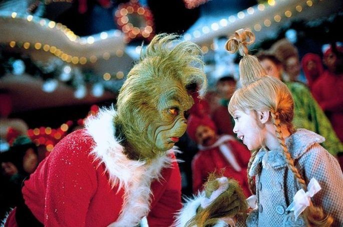 8 Peliculas de Navidad - How the Grinch Stole Christmas
