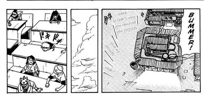 8 Sasuke aparición