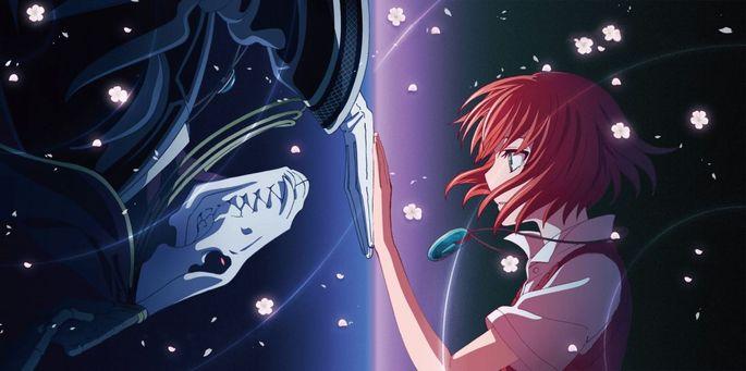 9 - Anime estrenos verano - Mahoutsukai no Yome Nishi no Shounen to Seiran no Kishi