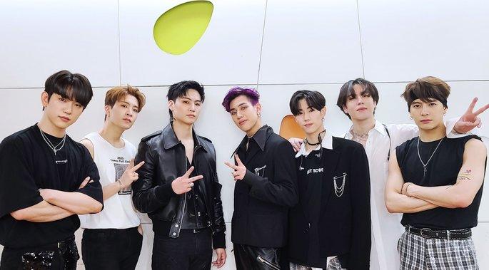9 - Grupos Kpop - GOT7