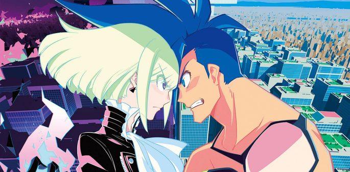 9 - Las mejores películas de anime - Promare