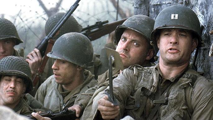 9 - Las mejores películas de drama - Rescatando al soldado Ryan