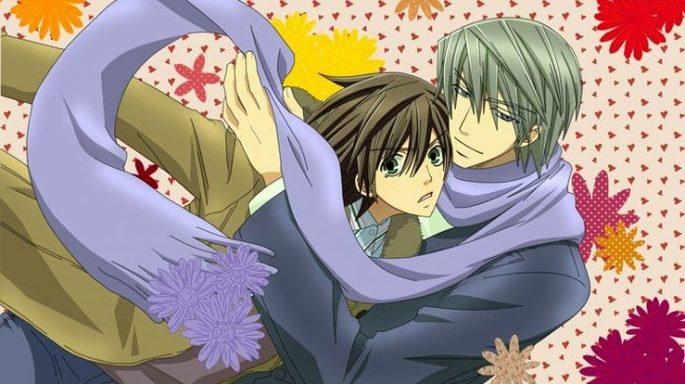 9 - Los mejores anime yaoi - Junjou Romantica