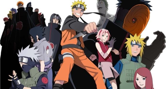 9 - Naruto películas - Naruto El Camino Ninja