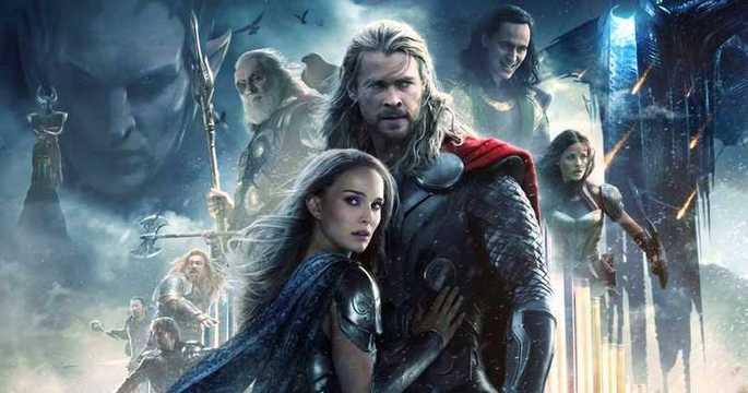 9 - Orden cronológico películas de Marvel - Thor The Dark World