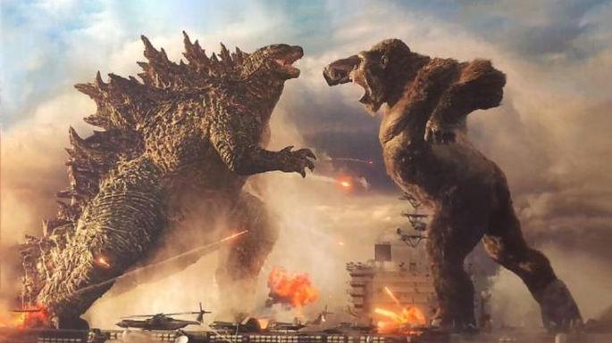 9 - Películas de acción - Godzilla vs. Kong