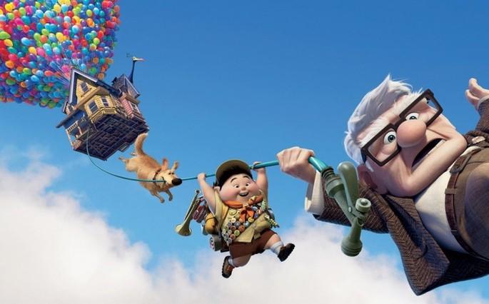 9 - Películas de Pixar - Up