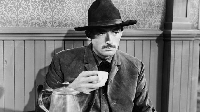 9 - Películas del oeste -  The Gunfighter