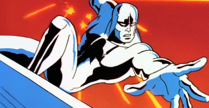9 - Silver Surfer 1998