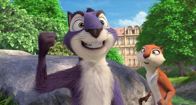 9 The Nut Job Netflix Películas Julio