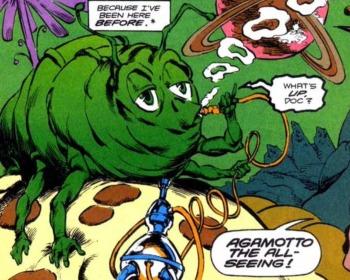 Agamotto, el ser místico más poderoso del Universo Marvel