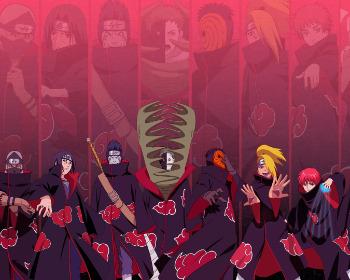 Naruto | Los Akatsuki: Miembros, historia y poderes de cada uno