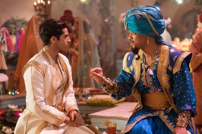 Aladdin Películas Infantiles