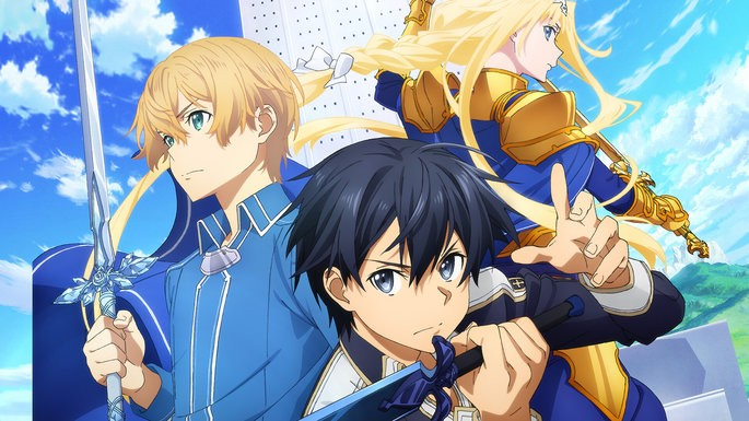 SAO Alicization Segunda temporada