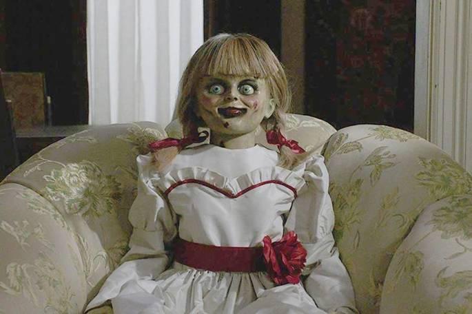 Anabelle Películas Terror