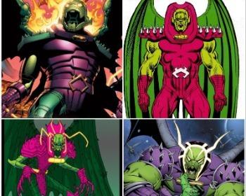 Annihilus, el tirano de la Zona Negativa capaz de hacer frente al mismísimo Thanos