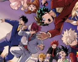 Anuncian nuevo spinoff del manga de Boku No Hero Academia