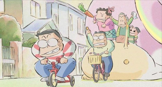 Mis Vecinos los yamada ghibli películas Netflix