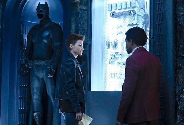 Batwoman still