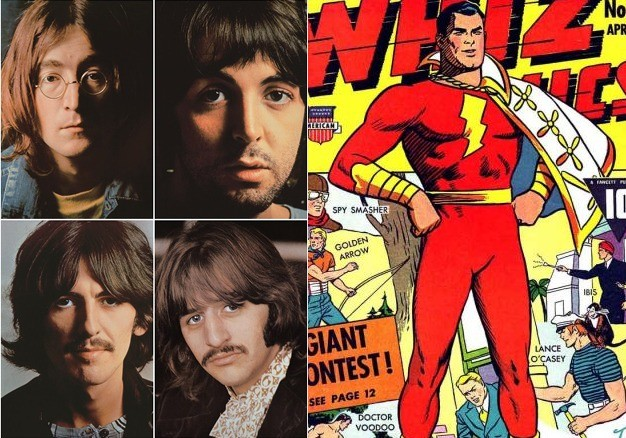 beatles-captain-marvel