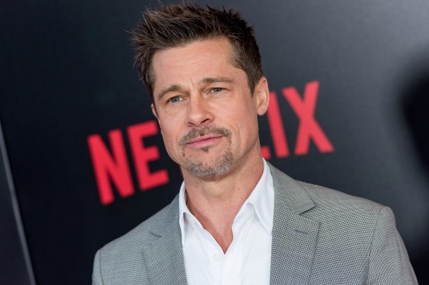 Brad Pitt Netflix