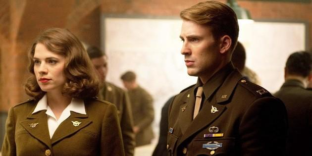 Steve y Peggy