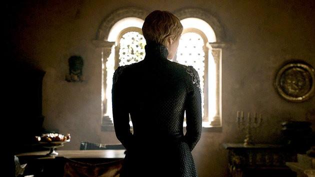 Cersei quema el septo de Baelor