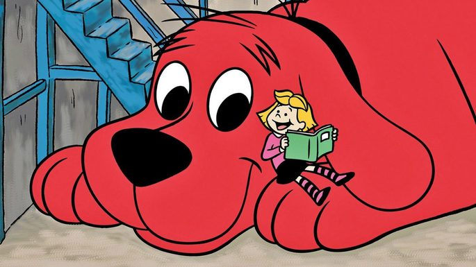 Clifford The Big Red Dog Películas Infantiles