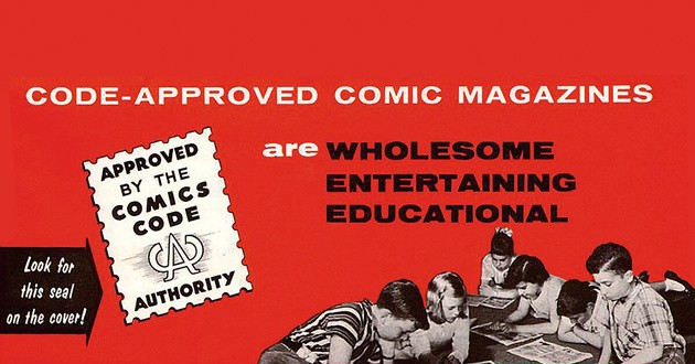 comics-code-authority