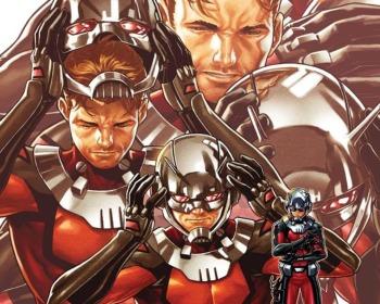 ¡Conoce todo sobre Ant-Man, el pequeño gran héroe de Marvel!
