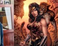Conoce a Cheetah, la villana de Wonder Woman 1984