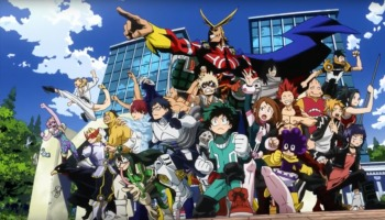 ¡Conoce a los 15 personajes más fuertes de My Hero Academia!