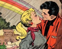 ¡El amor está en el aire! Las 50 parejas más famosas de los cómics