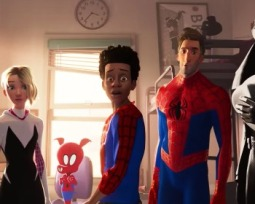 Crítica Spider-Man: Into the Spider-Verse (2018)
